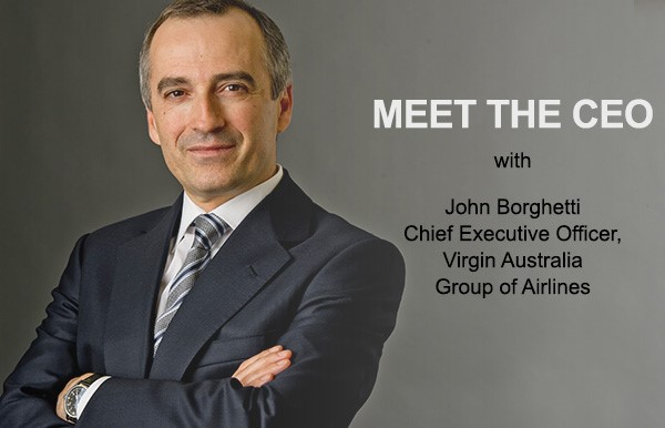 AGSM Meet The CEO - John Borghetti